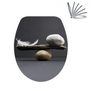 מושב אסלה אבן שחור