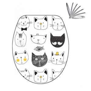 מושב אסלה חתולים