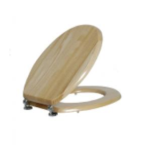 מושב עץ מלא טבעי