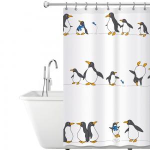 וילון פינגווינים